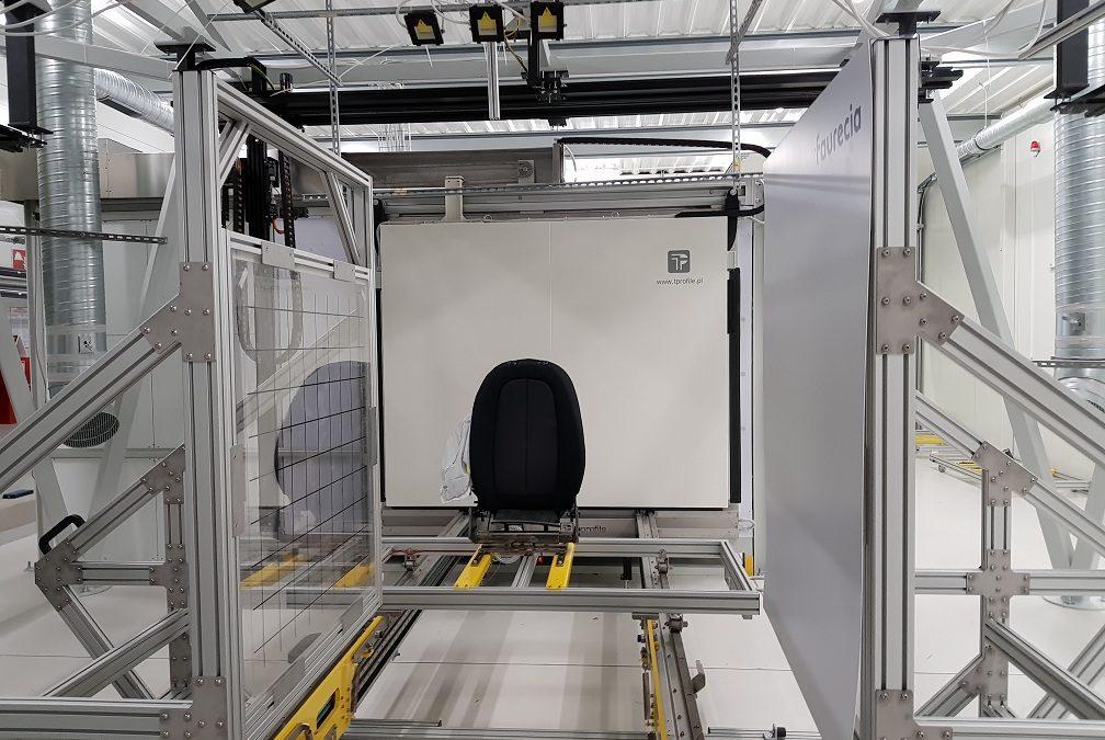 Zautomatyzowane testy poduszek powietrznych